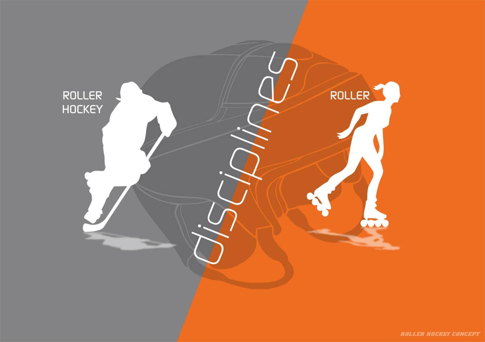 Roller hockey concept - Camps - Formation entraîneur