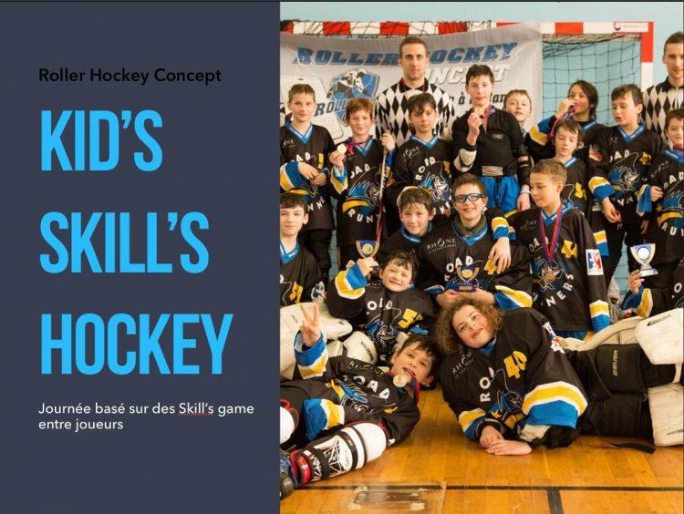 RHC Evenement - kid s skills hockey